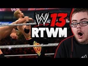 WWE Road to Wrestlemania in WWE 13 Universe Mode (YEAR 4)