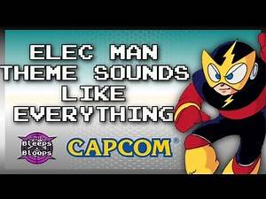 Songs That Sound Like Elec Man | MONTAGE | Video Game Themes That Sound Familiar!
