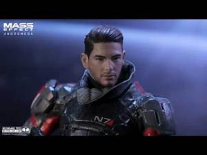 "7"" Scott Ryder from Mass Effect: Andromeda - McFarlane Toys"