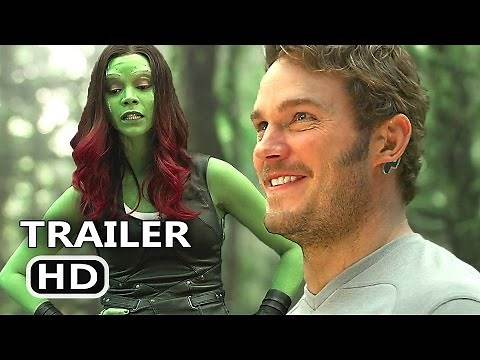 "GUARDIANS OF THE GALAXY 2 - Official ""Star Panda"" Clip Trailer (2017) Blockbuster Movie HD"