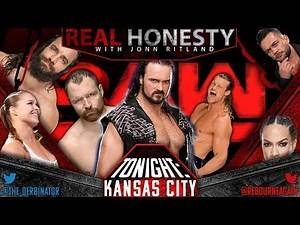 WWE RAW Review KansAss City