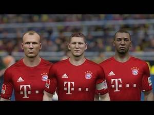 FIFA 15 | FC Bayern Munich New Home Kit 15/16