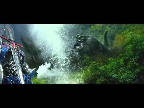 Transformers (X-Men Origins Wolverine) Trailers
