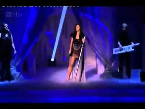 Don't hold your breath - Nicole Scherzinger - Live @ Dancing on ice 2011 [HQ]