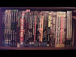 2018 Comic Book / Graphic Novel Collection