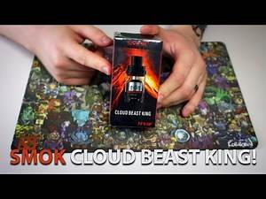 Smok TFV12 Cloud Beast King - Unboxing