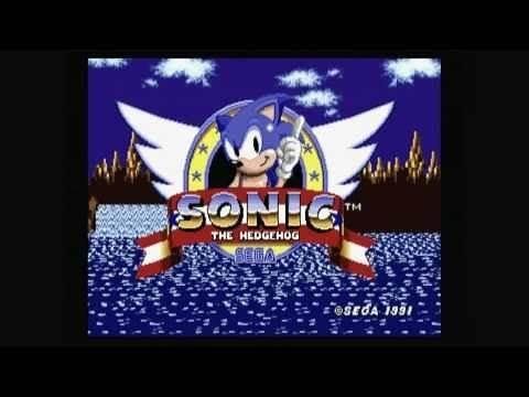 CGR Undertow - SONIC THE HEDGEHOG for Sega Genesis Video Game Review
