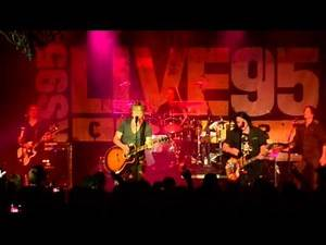 Goo Goo Dolls - Slide [KS95's Live95 Performance]