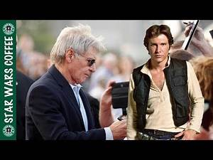 HOW HARRISON FORD VIEWS HAN SOLO! (WITH INTERVIEWS)