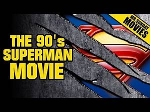 The Only 90's SUPERMAN Movie - Caravan Of Garbage