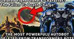 The Most Powerful Autobot deleted from Transformers ROTF (EXPLAINED)- Transformers Bumblebee(2018)