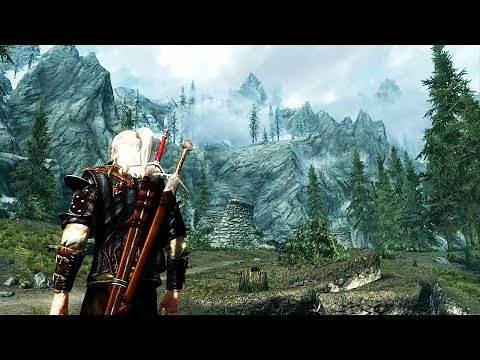 Skyrim: Top 5 Witcher Mods