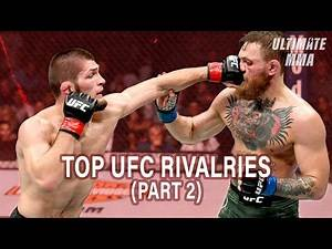 Top UFC Rivalries (PART 2) | Ultimate MMA