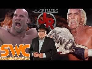 Jim Ross shoots on WCW giving away Goldberg vs Hulk Hogan