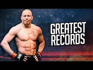 Greatest Records in UFC History