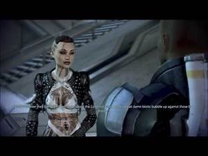 Mass Effect 3: Jack liked Mordin's advice