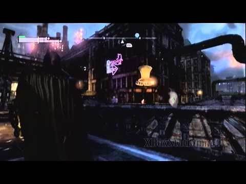 Batman Arkham City Side Mission: Acts of Violence - Assault in Progress