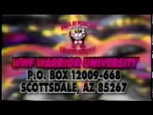 Warrior University Commercial (1996)