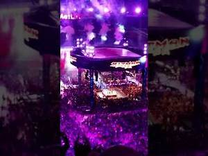 Natalya, Beth Phoenix, and Bret Hart entrances live ! WWE Wrestlemania 35 !!! 4/7/2019 !!!