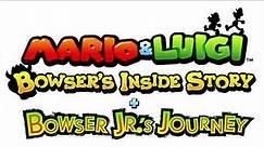 Dark Bowser! - Mario & Luigi: Bowser's Inside Story Bowser Jr.'s Journey Music Extended