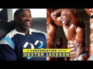 PART 1: Discussing Dexter Jackson's Chances At Olympia 2019   A Conversation With Dexter Jackson