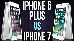iPhone 6 Plus vs iPhone 7 (Comparativo)