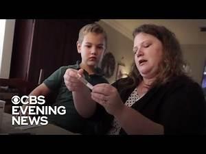 Coronavirus cases in kids on the rise