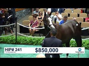 Before They Were Stars: HONOR A.P. at The Saratoga Sale (2018)