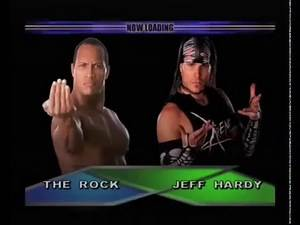 WWE Wrestlemania X8 Gamecube Path of a Champion