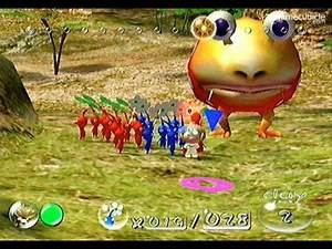 Pikmin OST Soundtrack - Forest of Hope