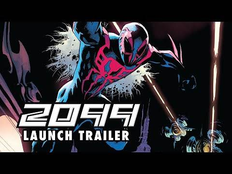 THE AMAZING SPIDER-MAN 2099 Launch Trailer | Marvel Comics