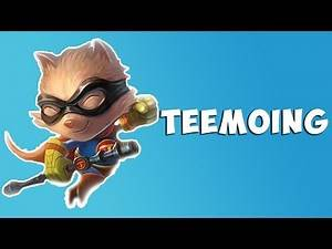 Teemoing   League Of Legends #Pinoy