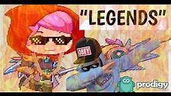 Only Prodigy Legend's Can Get This Item.....