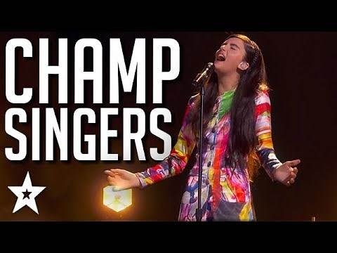 TOP 5 SINGERS on America's Got Talent: The Champions 2020 | Got Talent Global