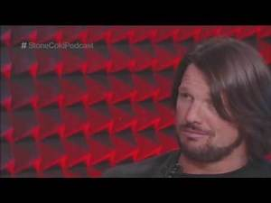 WWE Stone Cold Podcast with AJ Styles Full Video Interview