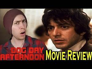 Dog Day Afternoon (1975) - Movie Review