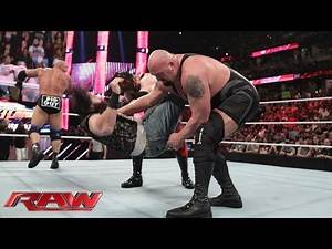 Big Show vs. Braun Strowman: Raw, 15. Februar 2016