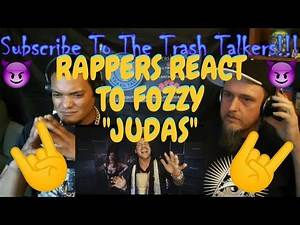 """Rappers React To Fozzy """"Judas""""!!!"""