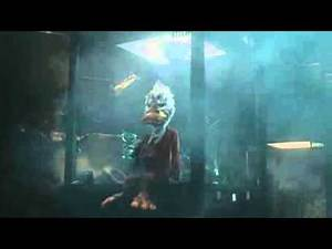 Howard The Duck End Credit Scene Picture!