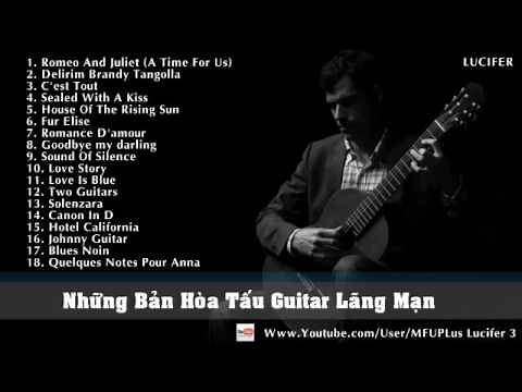 Top 20 Most Beautiful Classical Guitar Songs 2016