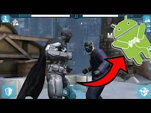 How To Download Batman Arkham Origins Game On Any Android Phone For Free 2017
