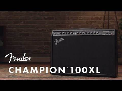 Champion 100XL Amp | Fender Amplifiers | Fender