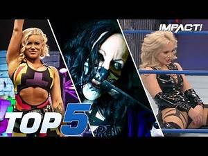 Top 5 Must-See Moments from IMPACT Wrestling: Against All Odds | IMPACT! Highlights Mar 29, 2019
