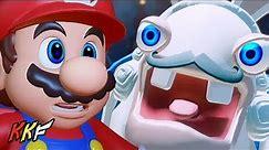 Spooky Trails-BOSS: Opening Night! (vs Phantom) - Mario Rabbids Kingdom Battle