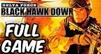 Delta Force Black Hawk Down | Full Game Walkthrough | PC 1080 60 fps