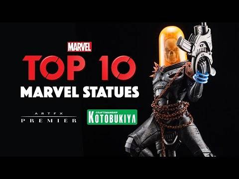Top 10 Collectible Marvel Statues