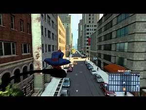 The Amazing Spider-Man 2 video game review.