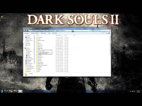 Dark Souls 2 / Dark Souls 3 - Tutorial - How to create a save backup.