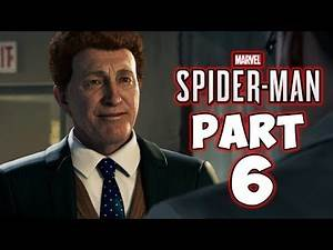 ULTIMATE Spider-Man Ps4 - Ep. 6 - Norman Takes Over!
