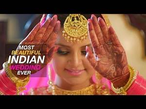 Best Indian Punjabi Cinematic Wedding 2017 | Bride Getting Ready | Beautiful Canadian NRI Couple